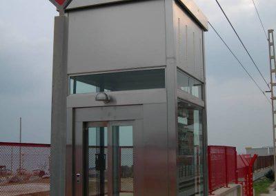 Ascensor estació de rodalies Vilassar de Mar