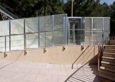 Ascensor instal·lat a Castelldefels per Ascensors Soler