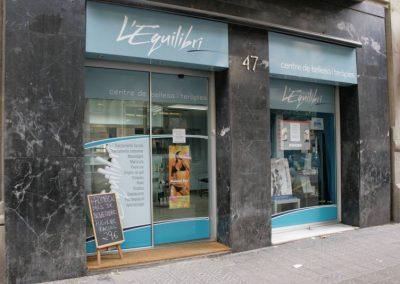 Barcelona – puerta automática