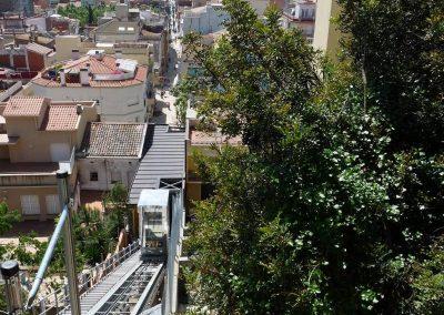 Connexió Urbana Centre : Parc Del Castell