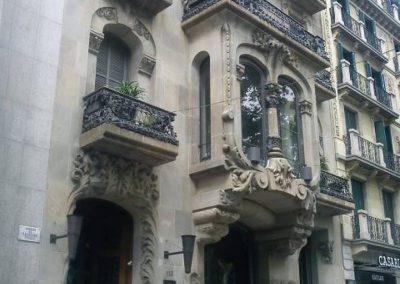 Edifici modernista Casa Bonaventura Ferrer