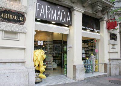 Barcelona – Farmacia Franquesa-Sole