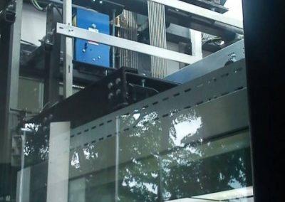 Instal·lació d'ascensor en l'Estació de rodalies