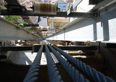 Instal·lació d'ascensor inclinat Malgrat de Mar