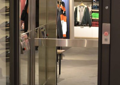 Instal·lació d'ascensor panoràmic