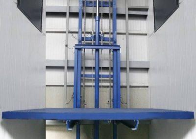 Santa Coloma de Gramenet – Plataforma de carga