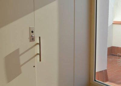 Instal·lació d'elevador per a persones de mobilitat reduïda