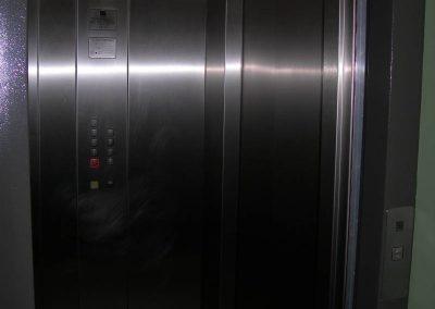 Instal lació d'ascensor