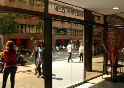 Barcelona – ascensores y puerta automática