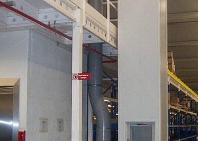Muntaplats instal·lat per Ascensors Soler