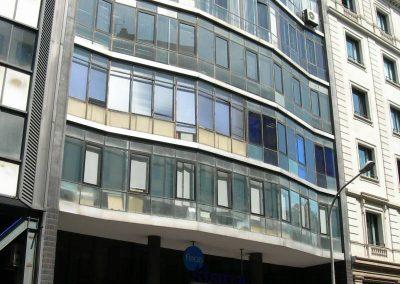 Rehabilitació edifici d'oficines a Barcelona
