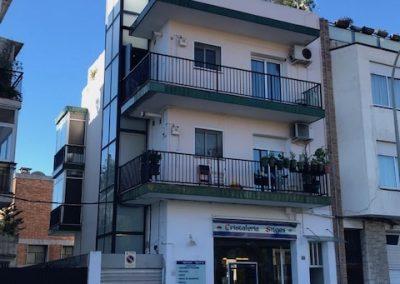 ascensor electric sense cambra de maquinaria a Sitges