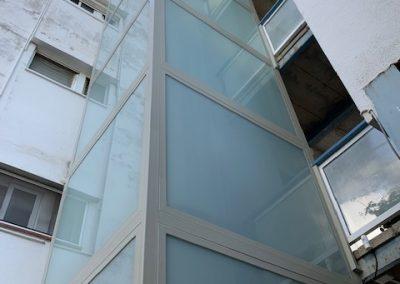 Castelldefels – Rehabilitació integral i instal·lació d'ascensor